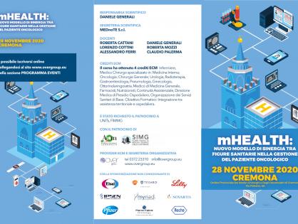 mHEALTH: nuovo modello di sinergia tra figure sanitarie nella gestione del paziente oncologico