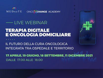 Terapia digitale e oncologia domiciliare